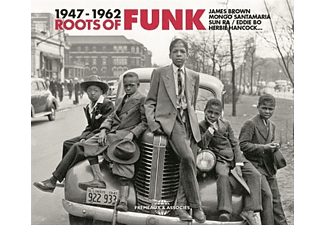 James Brown, Mongo Santamaria, Sun Ra, Eddie Bo, H - Roots Of Funk 1947-1962 [CD]