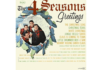 The Four Seasons - 4 Seasons Greetings - (CD)