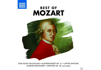 Various - Best Of Mozart - (CD)