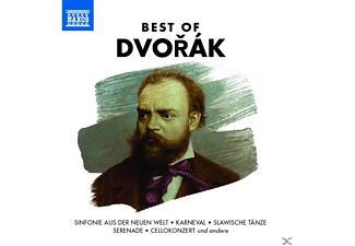 VARIOUS - Best Of Dvorak - (CD)