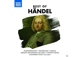 VARIOUS - Best Of Händel - (CD)
