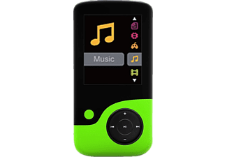 CRYPTO MP1800 8GB Black/ Green - (W006301)
