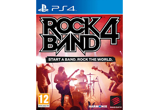 Rock Band 4 UK PS4