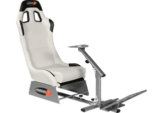 Asiento de Conducción - PlaySeat - Multiplataforma, Evolution Blanco