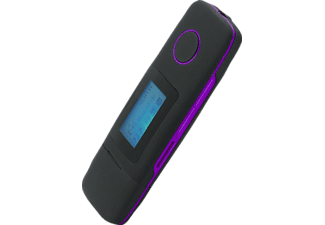 CRYPTO MP320 8GB Black/ Purple - (W006299)
