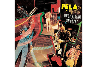 Fela Kuti - Everything Scatter (Lp+Mp3, 180g) - (LP + Download)