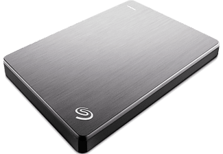 SEAGATE 1 TB Backup Plus Slim Argenté (STDR1000201)