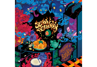 Semi Hendrix - Breakfast At Banksy's - (CD)