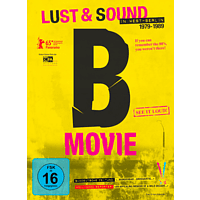 Blixa Bargeld<multisep/>Gudrun Gut<multisep/>Annette Humpe - B-Movie: Lust & Sound in West-Berlin 1979-1989 [DVD]