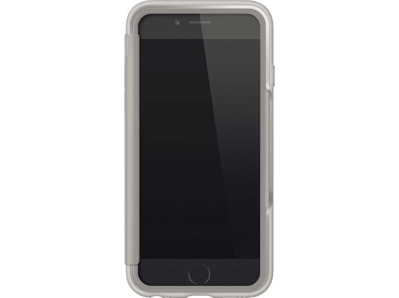BLACK ROCK  Air Bookcover Apple iPhone 6, iPhone 6s Kunststoff/Polycarbonat/Thermoplastisches Polyurethan Transparent | 04260237639053