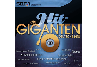 VARIOUS - Die Hit Giganten-Deutsche Hits - (CD)