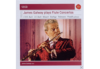 James Galway - James Galway Plays Flute Concertos-Sony Classic - (CD)