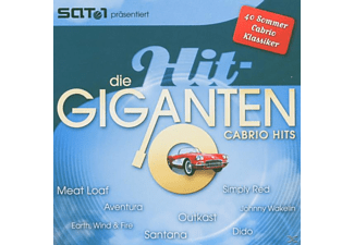 VARIOUS - Die Hit Giganten-Cabrio Hits - (CD)
