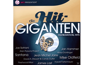 VARIOUS - Die Hit Giganten-Instrumental Hits - (CD)