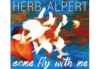 Herb Alpert - Come fly with me - (CD)
