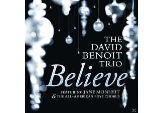 Benoit/Monheit - Believe - (CD)