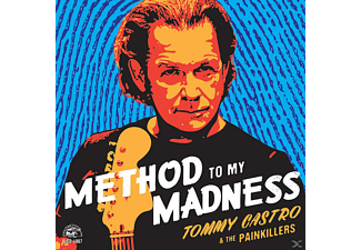 Tommy & Painkille Castro - Method To My Madness - (CD)