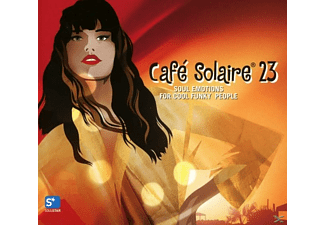 VARIOUS - Cafe Solaire 23 - (CD)