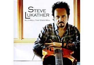 Steve Lukather - All's Well That Ends Well - (CD)