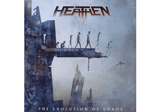Heathen - The Evolution Of Chaos - (CD)