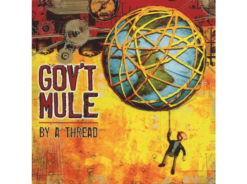 Gov't Mule - By A Thread [CD]