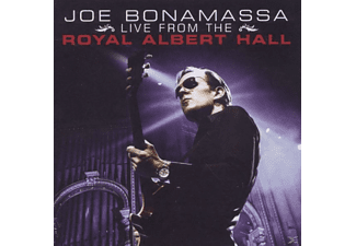 Joe Bonamassa - Live From The Royal Albert Hall - (CD)