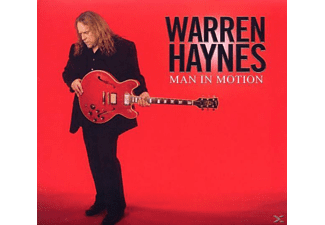 Warren Haynes - Man In Motion - (CD)