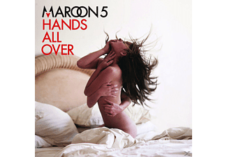 Maroon 5 Hands All Over (New Version) Pop CD
