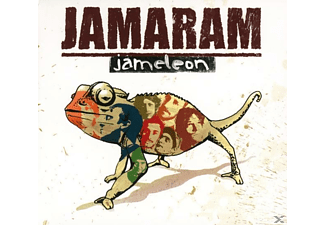 Jamaram - Jameleon - (CD)