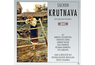 Chor & Orchester Des Nationaltheaters Bratislava, VARIOUS - Krutnava - (CD)