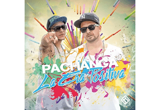 Pachanga - La Era Positiva - (CD)