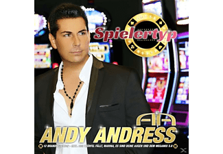 Andy Andress - Spielertyp [CD]