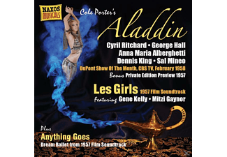 RITCHARD/KING/HALL/BENNETT - Aladdin/Les Girls - (CD)