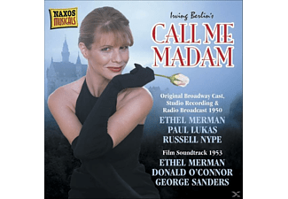 VARIOUS - Call Me Madam - (CD)