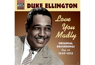 Duke Ellington - Love You Madly - (CD)