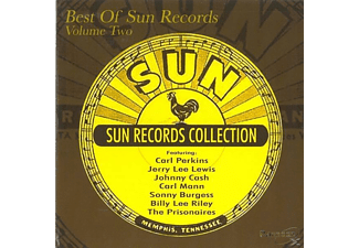 VARIOUS - Best Of Sun Records 2 - (CD)