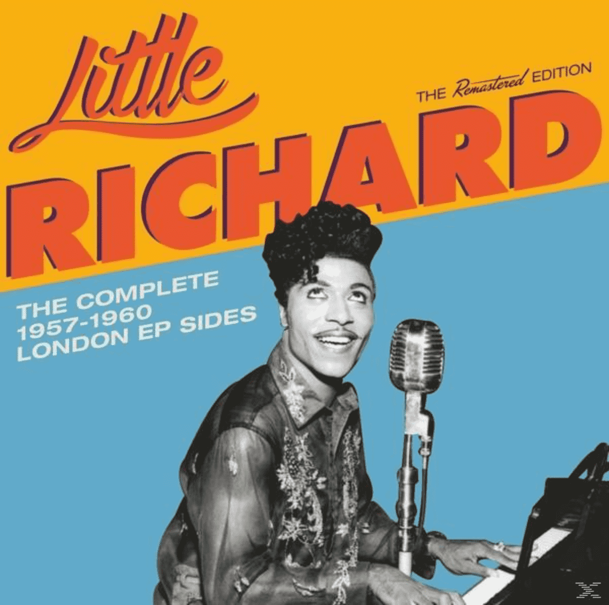 Little Richard - The Complete 1957-1960 London Ep Sides - (CD)