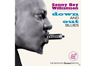 Sonny Boy Williamson - Down And Out Blues+14 Bonus Tracks - (CD)