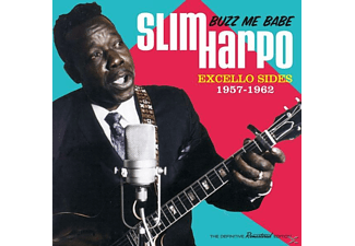 Slim Harpo - Buzz Me Babe-Excello Sides, 1957-1962 - (CD)