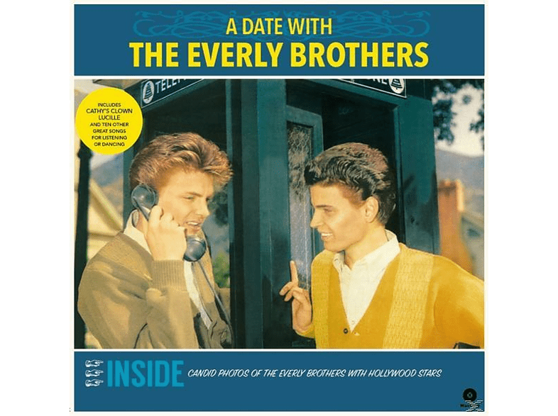 The Everly Brothers - A Date With The Everly Brothers (Ltd.180g Vinyl) [Vinyl]