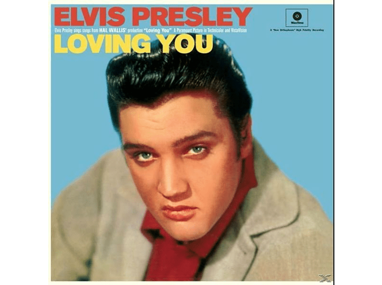 Elvis Presley - Loving You+2 Bonus Tracks (Ltd.180g Vinyl) [Vinyl]