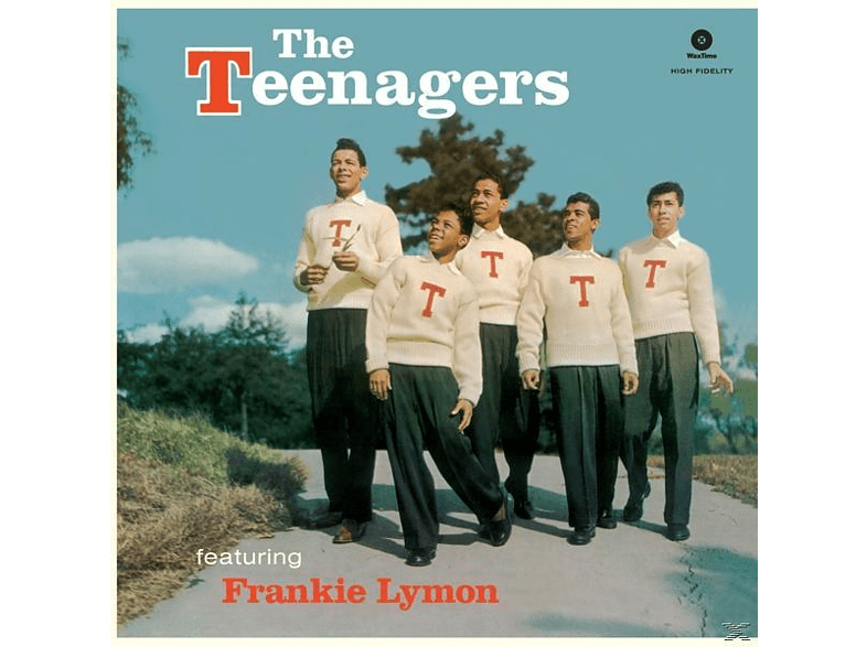Frankie Lymon & The Teenagers - Featurnig Frankie Lymon+2 Bonus Tracks (Ltd. [Vinyl]