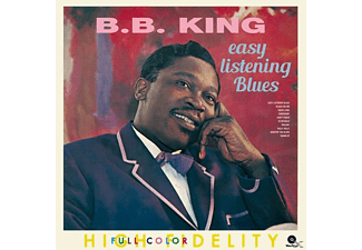 B.B. King - Easy Listening Blues+4 Bonus Tracks (Ltd.180g V - (Vinyl)