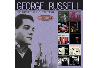 George Russell - The Complete Albums Collection 1956-1964 - (CD)