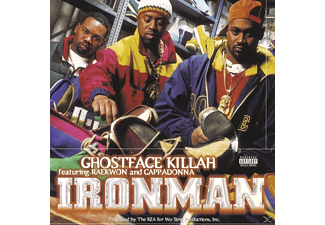 Ghostface Killah - Ironman - (Vinyl)