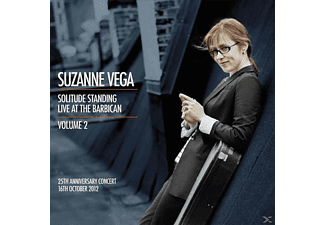 Suzanne Vega - Live At The Barbican Vol.2 - (Vinyl)