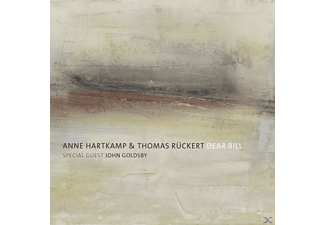 Anne Hartkamp, Thomas Rückert - Dear Bill (180gr Vinyl) - (Vinyl)
