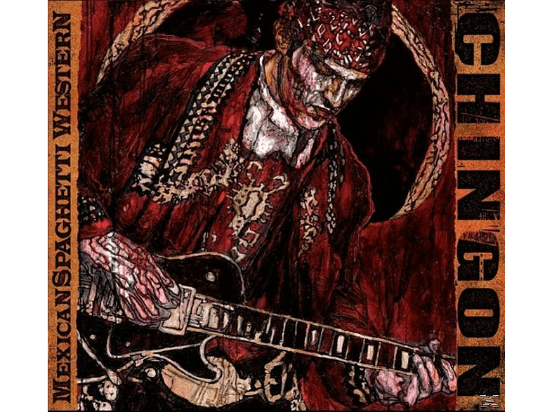 Chingon - Mexican Spaghetti Western (Deluxe Edition) [CD]