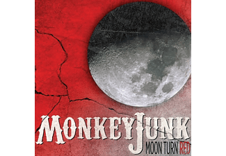 Money Junk - Moon Turn Red - (CD)