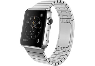 APPLE MJ472TU/A Watch 42 mm Paslanmaz Çelik Kasa Baklalı Model Bilezik